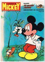 Le journal de Mickey 1039 Magazine