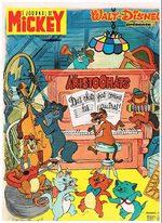 Le journal de Mickey 1017 Magazine