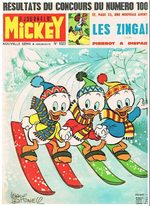Le journal de Mickey 1023 Magazine