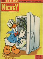 Le journal de Mickey 633 Magazine