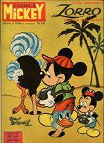 Le journal de Mickey 679 Magazine