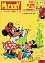 Le journal de Mickey 844 Magazine