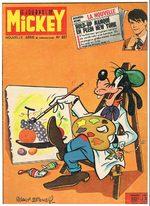 Le journal de Mickey 837 Magazine