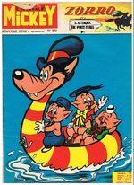 Le journal de Mickey 893 Magazine