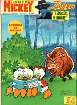 Le journal de Mickey 899 Magazine