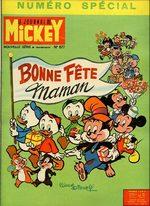 Le journal de Mickey 677 Magazine