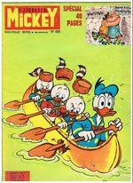 Le journal de Mickey 836 Magazine