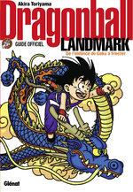 Dragon Ball Landmark 1 Fanbook