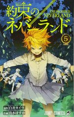 The promised Neverland 5 Manga