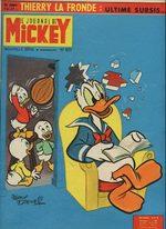 Le journal de Mickey 631 Magazine