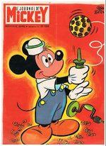 Le journal de Mickey 1064 Magazine