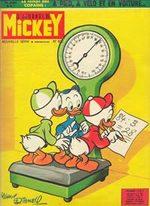 Le journal de Mickey 622 Magazine