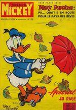 Le journal de Mickey 702 Magazine