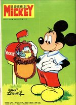 Le journal de Mickey 1089 Magazine