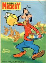 Le journal de Mickey 1102 Magazine