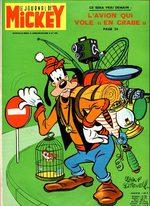 Le journal de Mickey 1079 Magazine