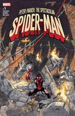 Peter Parker - The Spectacular Spider-Man # 5