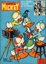 Le journal de Mickey 742 Magazine
