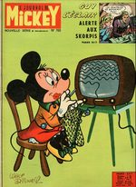 Le journal de Mickey 769 Magazine