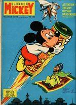 Le journal de Mickey 785 Magazine
