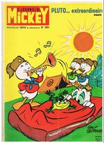 Le journal de Mickey 1051 Magazine