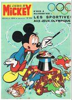 Le journal de Mickey 1054 Magazine
