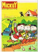Le journal de Mickey 1059 Magazine