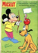 Le journal de Mickey 1093 Magazine