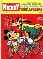 Le journal de Mickey 1097 Magazine