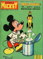 Le journal de Mickey 701 Magazine
