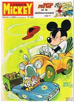 Le journal de Mickey 1044 Magazine