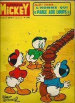Le journal de Mickey 1078 Magazine