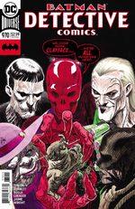Batman - Detective Comics 970