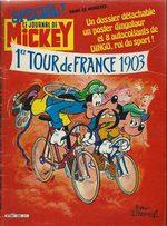 Le journal de Mickey 1463 Magazine