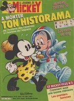 Le journal de Mickey 1786 Magazine