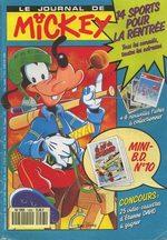 Le journal de Mickey 1993 Magazine