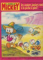 Le journal de Mickey 1414 Magazine