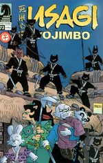 Usagi Yojimbo 72 Comics