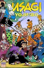 Usagi Yojimbo 84 Comics