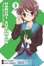 La Mélancolie de Haruhi Suzumiya 3