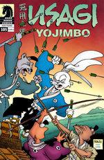 Usagi Yojimbo 105 Comics