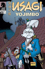 Usagi Yojimbo 106 Comics