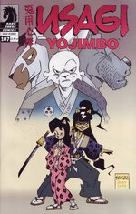 Usagi Yojimbo 107 Comics