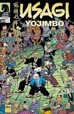 Usagi Yojimbo 109 Comics