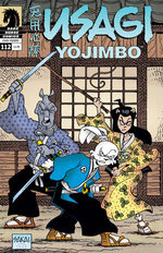 Usagi Yojimbo 112 Comics