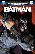 Batman Rebirth # 6