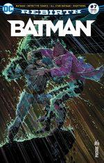 Batman Rebirth # 7