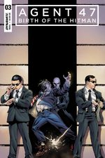 Agent 47 - Birth of the Hitman # 3