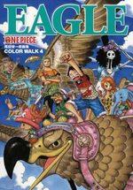 One Piece - Color Walk 4 Artbook