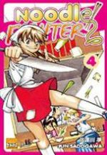 Noodle Fighter 4 Manga